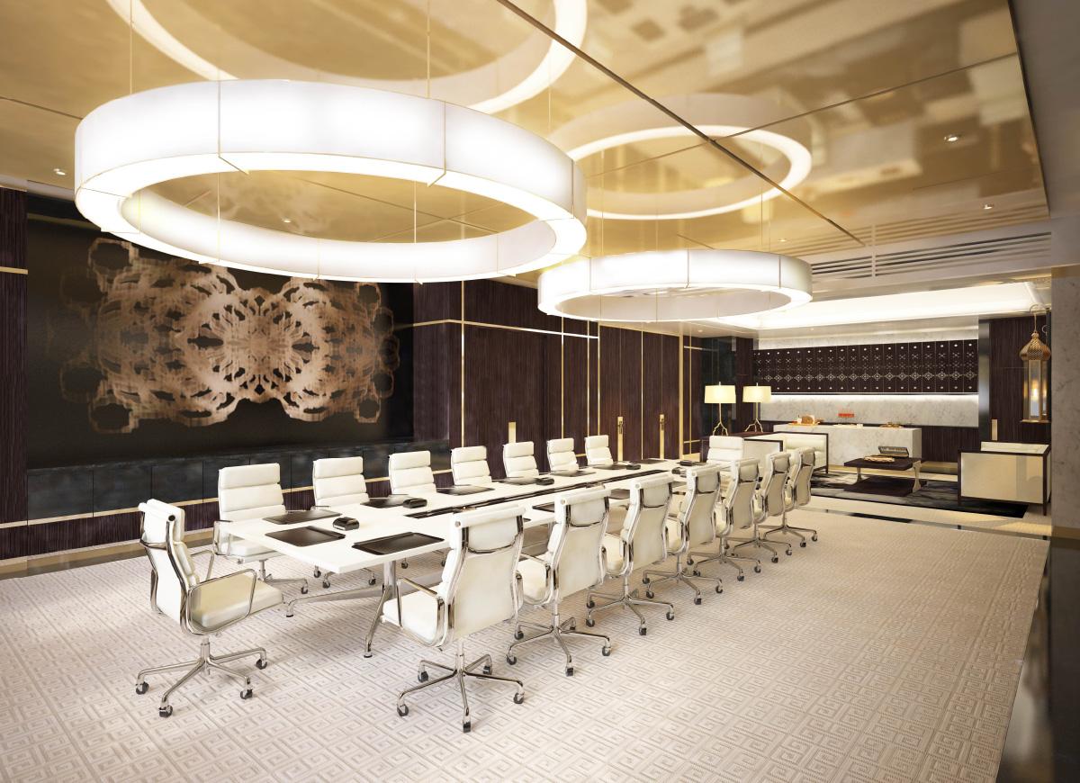 Boardroom at Intercontinental Dhaka